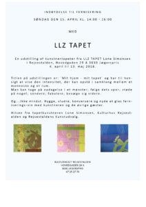 Fernisering af Danske Kunstnertapeter fra LLZ TAPET Lone Simonsen